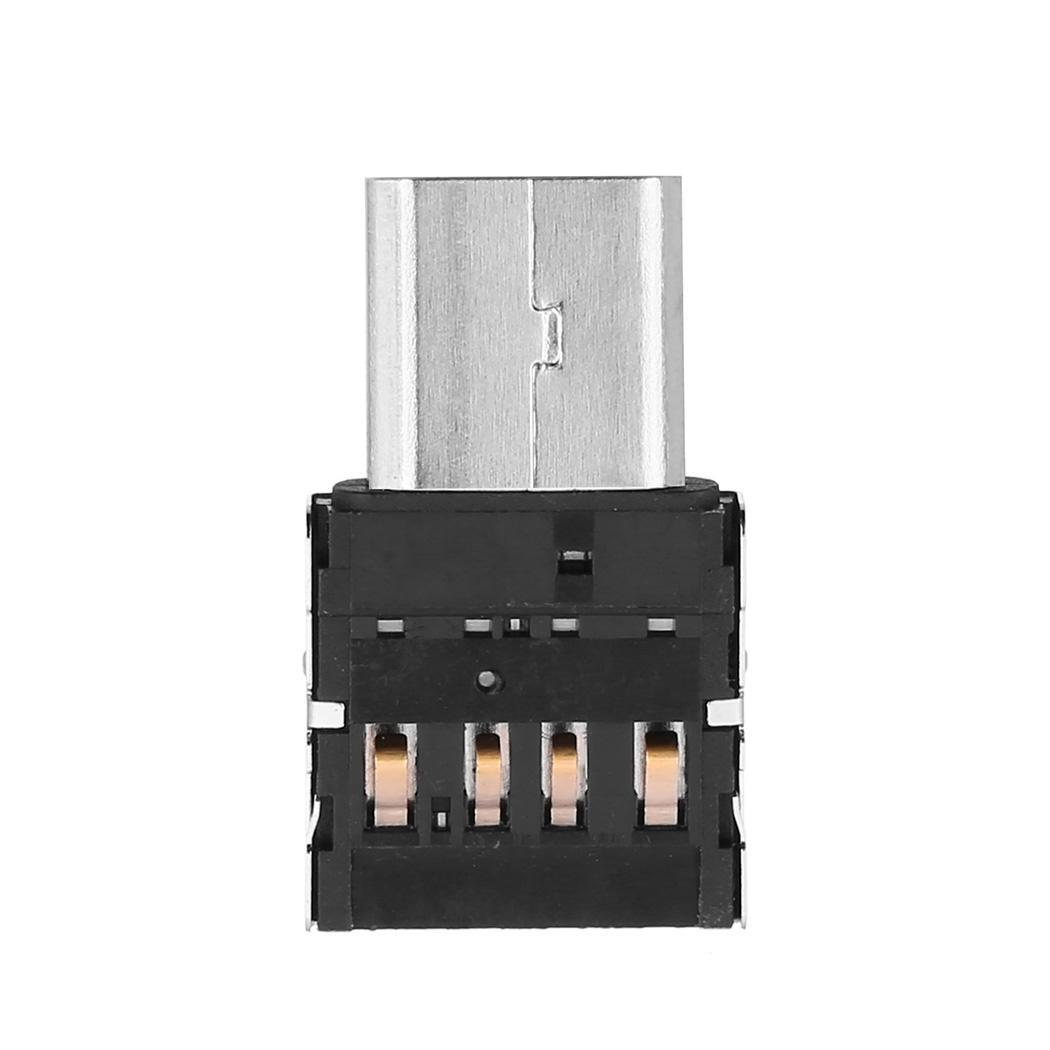 Multi functional USB Card reader Micro USB OTG Adapter Supported for Android USB OTG and Type C Enabled smartphone NK Shopping in Phone Adapters Converters from Cellphones Telecommunications