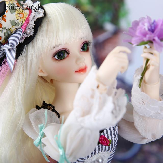 Doll BJD Sarang Minifee 1/4 FS Fullset Option Sunshine Girl Thick Lips Love Smile Pretty Toy For Girls Fairyland MNF