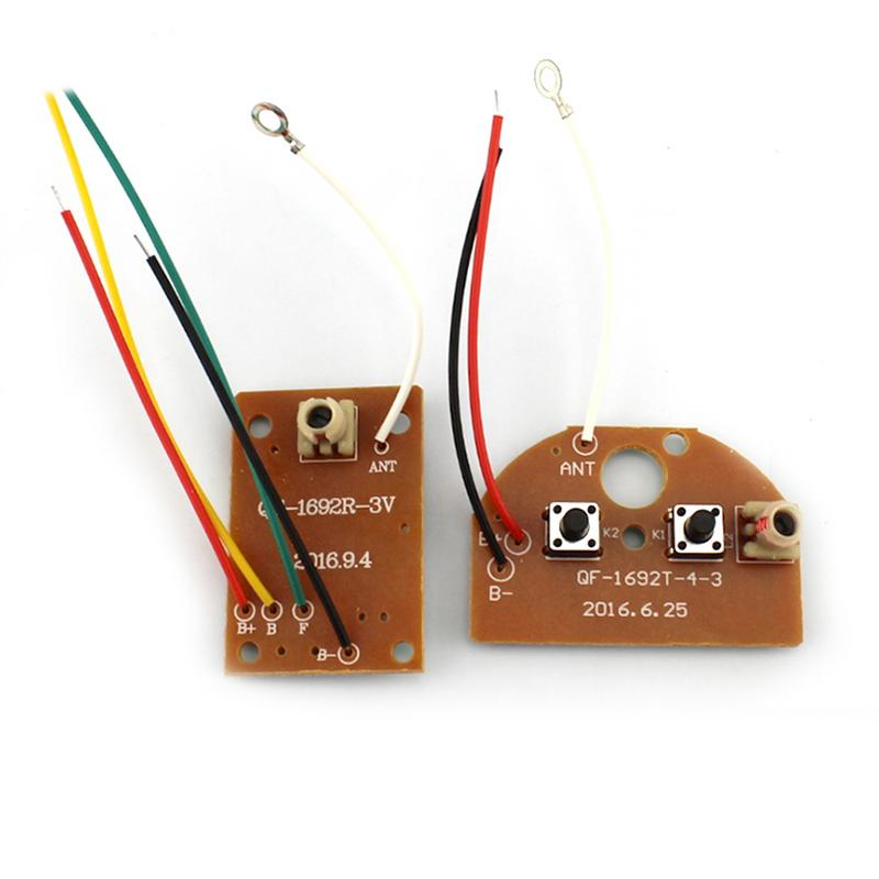 Image 2 - Wireless 27MHZ Remote Control Module Transmitter And Receiver-in Parts & Accessories from Toys & Hobbies