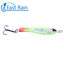 East Rain VIB(Rattlin) Lure Hard Bait Trolling Lure Lead Fishing Lures 5.7CM/20G/pcs 2pcs/pack Free shipping(China)