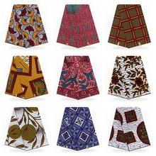 2019 Ankara African Cotton Wax Prints Fabric hot Hollandais Wax High  Quality African Real Dutch WaxFabric a4ba3ef417