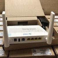 3 шт./лот Мини Размер huawei HS8546V5 GPON ONU ONT 4GE + 1TEL + 2USB + 2,4 г и 5 г Wi Fi, sc upc FTTH huawei модем GPON, оптический маршрутизатор