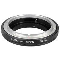 Fd Ai Anello Adattatore Mount Lens Per Canon Fd Lens Per Adattarsi Per N Ikon Ai F Mount Lenti-in Adattatori AC/DC da Elettronica di consumo su