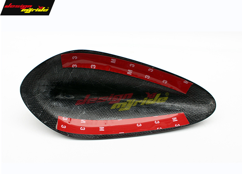 F36 Car Roof Antenna Shark Fin Carbon Fiber For F36 420i 428i 430i 435i Shark Fin Aerials Antenna Cover Decoration A Style 2013 in Aerials from Automobiles Motorcycles
