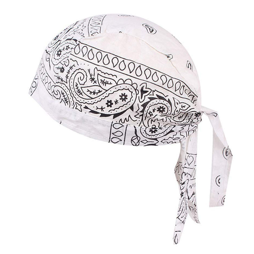 Sports   Headwear   Breathable Bandana Hat Cycling Running Beanie Bike Motorcycle Skull Cap Under Helmet