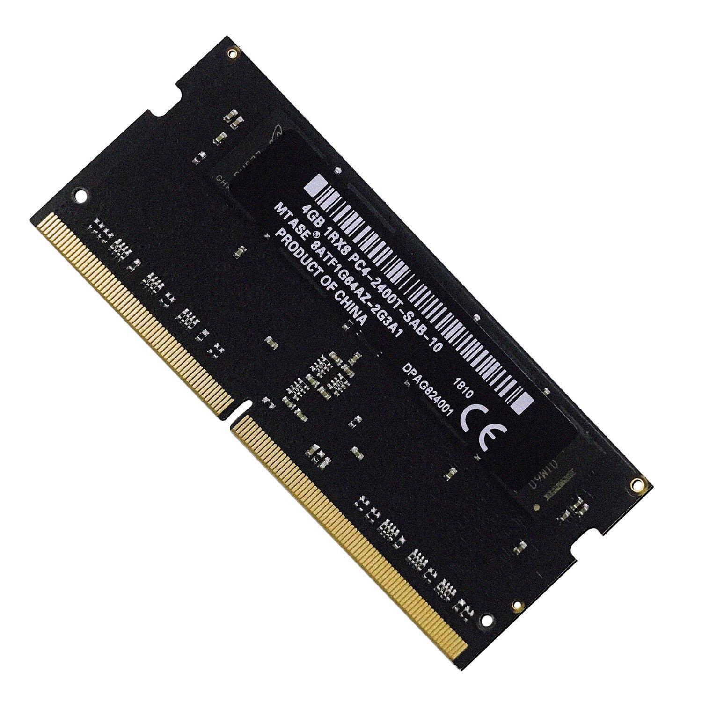Mtase Ddr4 2400 Mhz 1.2 V 288Pin mémoire ram Pour Ordinateur Portable
