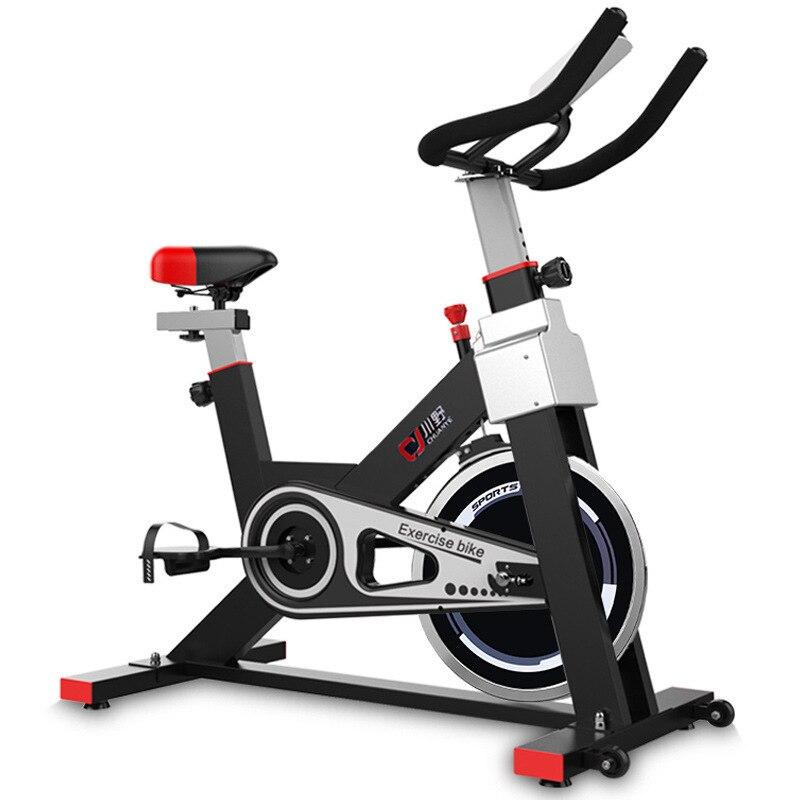 AD0300043 Spinning Bike Ultra-quiet Indoor Exercise Bike Sports Bike Fitness Equipment Unisex
