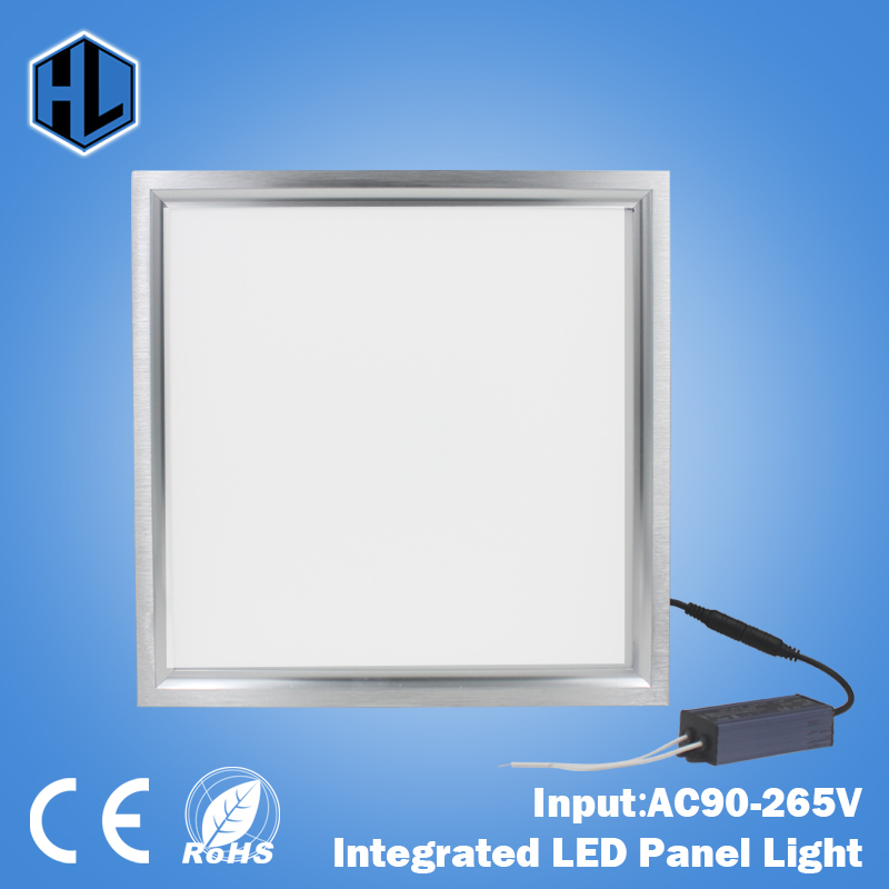12W LED Integrated Panel Light AC85-265V Ultra-thin Aluminum Ceiling Lamp 300*300 Cold White for Indoor Home Office Lighting12W LED Integrated Panel Light AC85-265V Ultra-thin Aluminum Ceiling Lamp 300*300 Cold White for Indoor Home Office Lighting