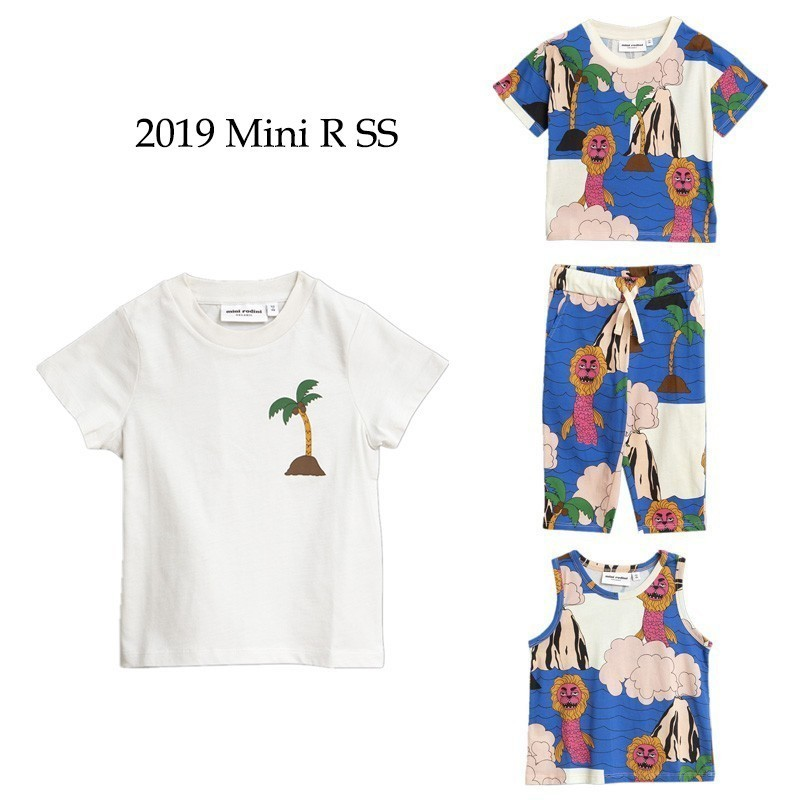 Youth 3D Printed Holiday Parrot Casual T-Shirt Short Sleeve for Kids Creative Graphic Design Summer Tee