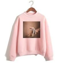 Ariana Grande Sweatshirt No Tears Left To Cry Hoodie Women C