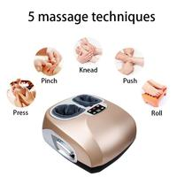 Beauty Automatic Electric Foot Massager Home Roller Foot Health Heating Massager