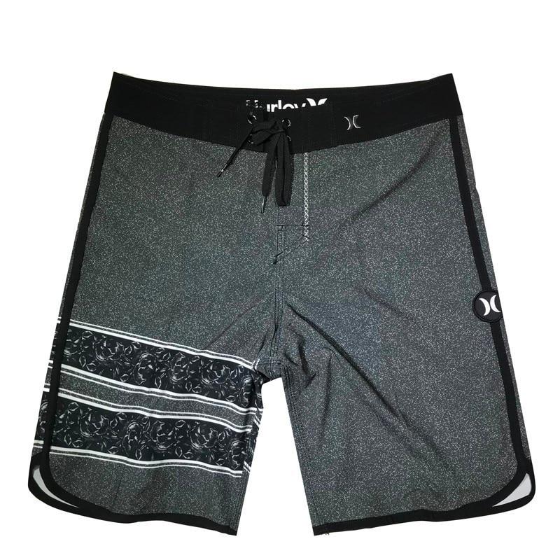 2019 New Style   Board     Shorts   Quick Dry Elastic Men Summer Beach   Shorts   Surfing Fitness Gym   Shorts   Brand Boardshorts