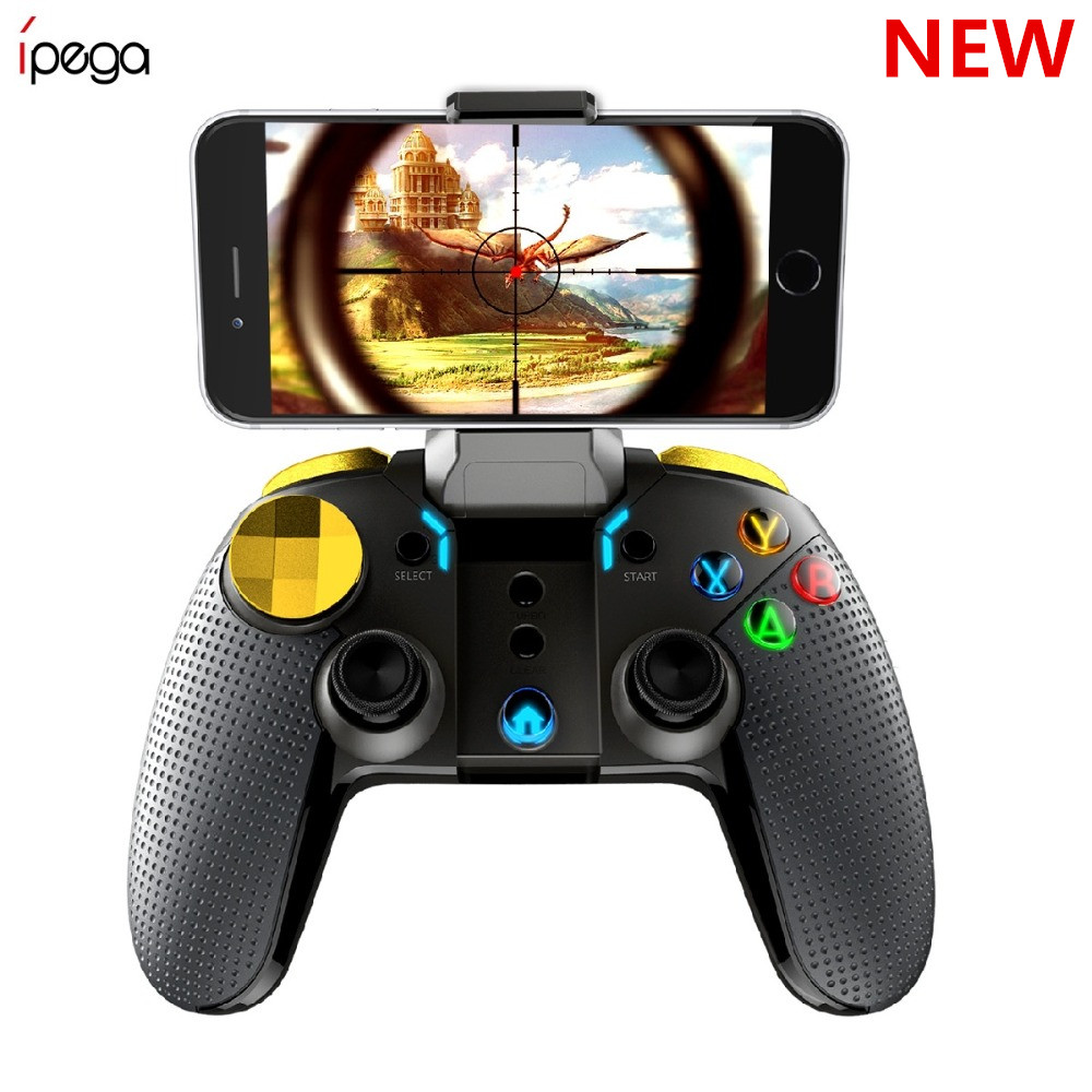 iPega PG 9118 9118 Wireless Bluetooth Gamepad Multimedia Game Pad Controller Joystick for Games Android iOS PC phone for Xiaomi