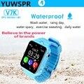 Дети трекер часы водонепроницаемый камера часы SOS вызова расположение Devicer детские часы с системой слежения V7K