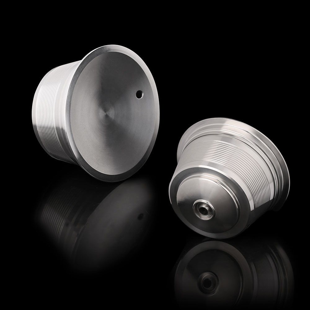 Image 2 - Dolce Gusto Reusable Capsule Capsulas Dolce Gusto Reutilizables Stainless Steel Refillable Coffee Filter Dolce Gusto Caps PodsCoffee Filters   -