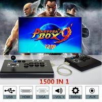 1500 игры Pandora Box 9 видео 2 игроков отдельная работа контроллер печатная плата HDMI/VGA выход 720 P видео машина Stick разделение