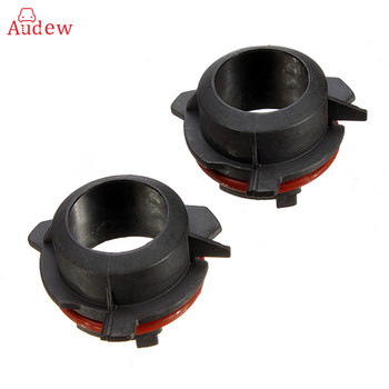 2Pcs H7 For HID Xenon Bulb Holders Adapters Lamp Base For BMW E39 5 Series 525i 530i 540i 1997/1998/1999/2000/2001/2002/2003 image