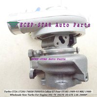 CT26 17201 74030 17201 74030 17201 74060 турбина для Toyota Celica GT четыре ST185 1989 93 MR2 1988 3SG TE 3sgte 3S GTE 2.0L 208HP