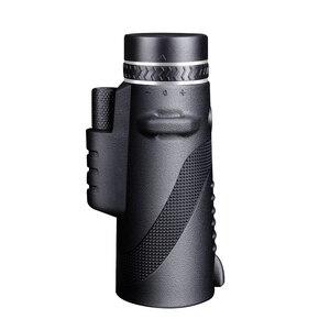 Image 5 - Мощный Монокуляр с большим диапазоном 1000 м телескоп для смартфона 40X60 военный Spyglass Zoom Высокое качество HD охотничья оптика