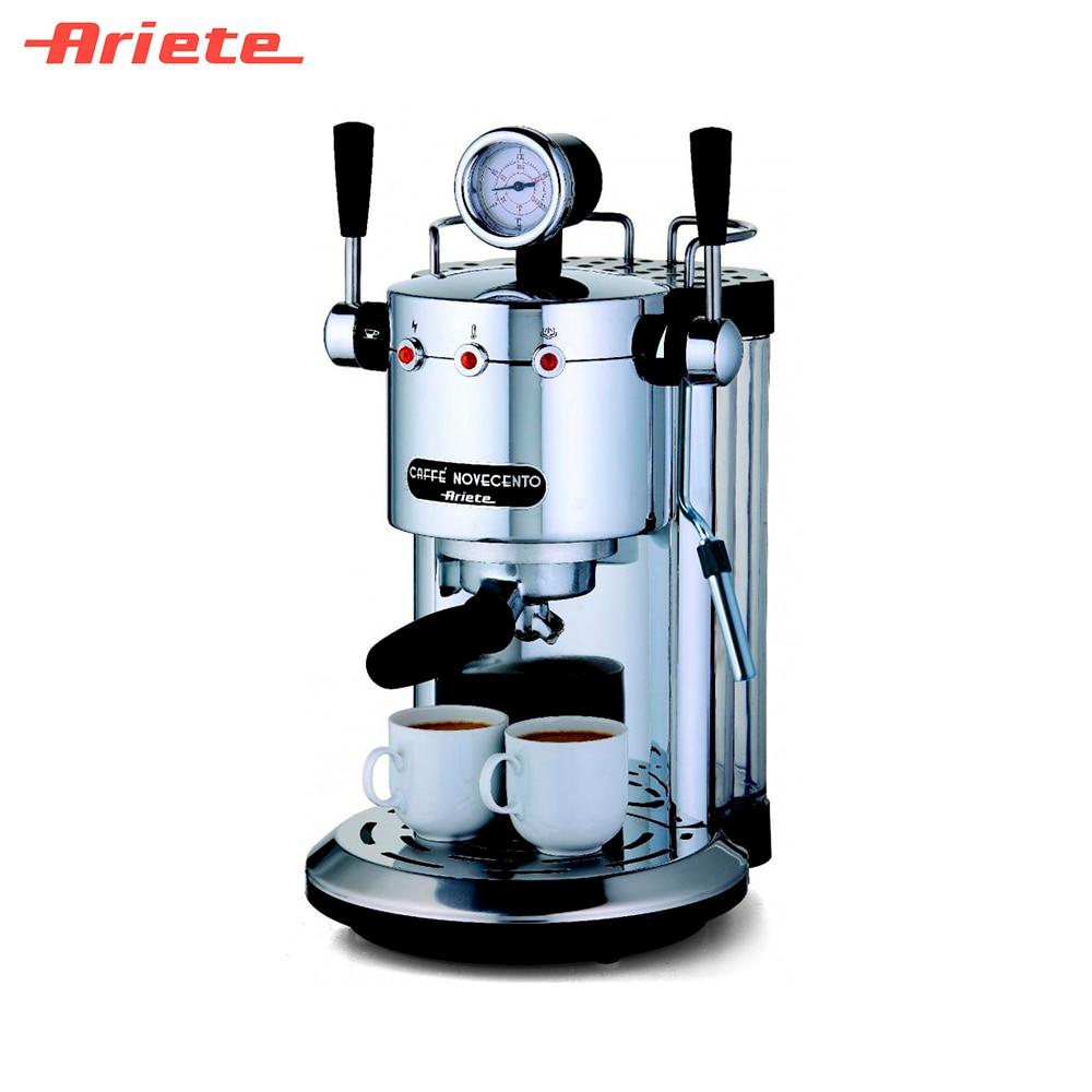 Coffee Makers Ariete 8003705112407 Home Appliances Kitchen Appliances maker machine capucino espresso late стоимость