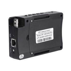 Image 5 - Wsdcam yeni 4 inç bilek CCTV HD kamera test cihazı H.265 4K IP 8MP TVI 4MP CVI 5MP AHD Analog 5 in 1 CCTV Tester monitör WIFI