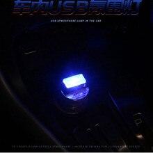 USB carro Atmosfera Luzes LED para Chrysler 300c 300 pt cruiser sebring town country voyager 300 m remoto