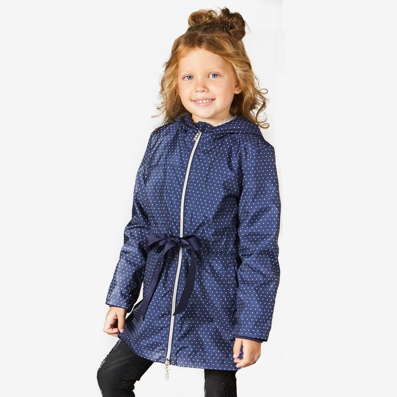 Trench Sweet Berry Windbreaker textile for girls children clothing kid clothes lavensey 2017 newest trench coat double breasted jackets for girls clothing tops kids windbreaker red spring outerwear