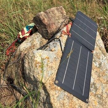 5V 1A USB Output Solar Charger  5