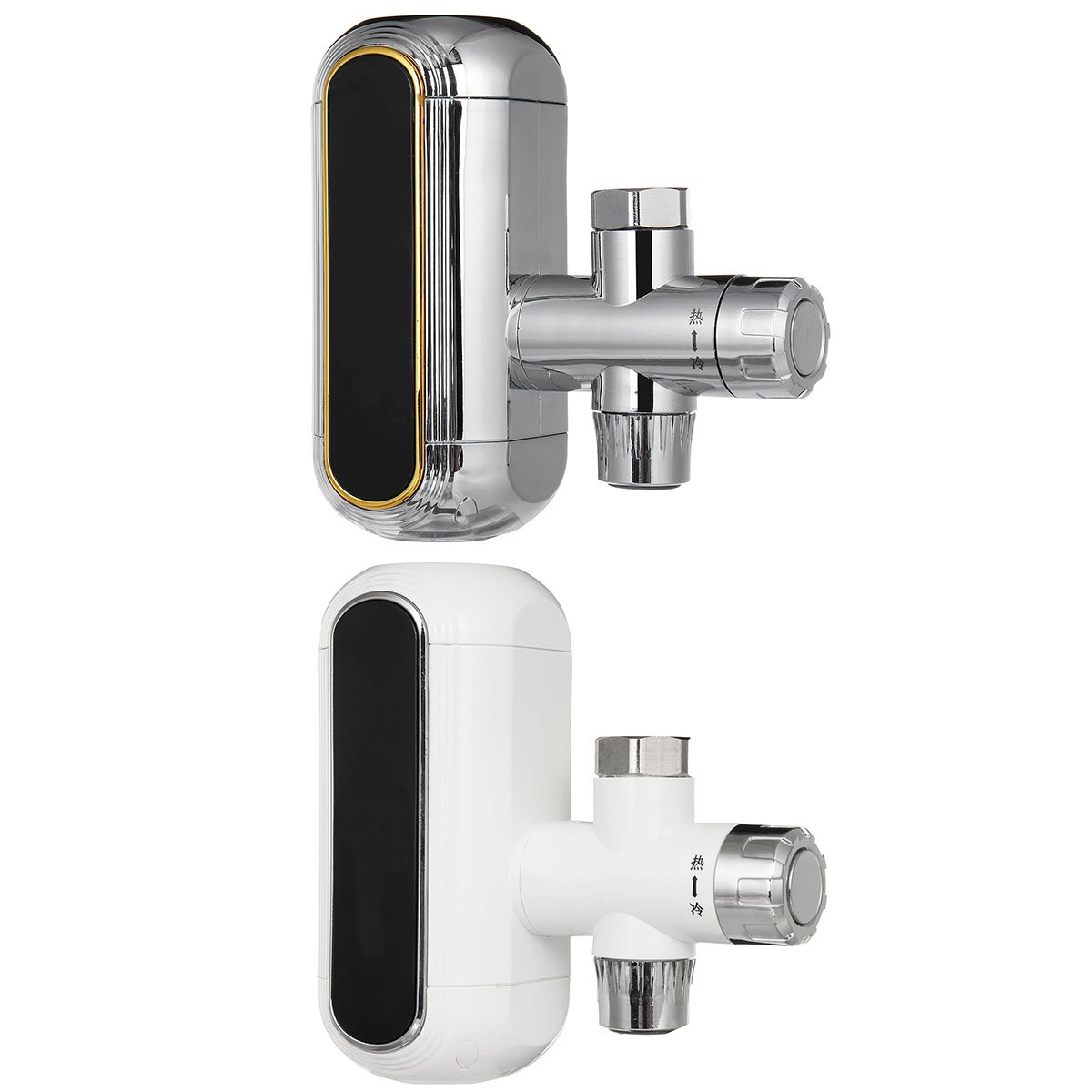 cheapest Home 3000W Instant Electric Faucet Hot Water Electric Water Heaters Under Inflow Side Water Without Leakage Protection