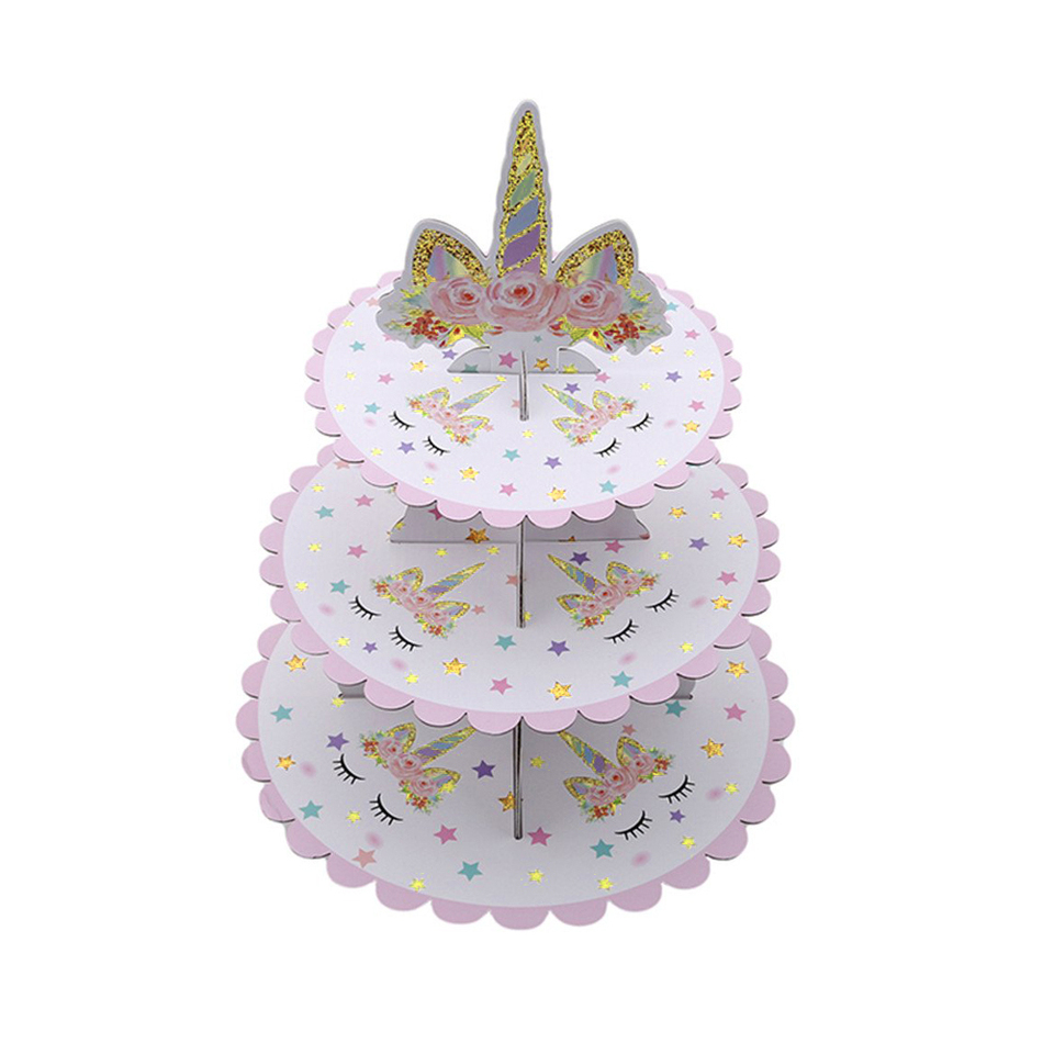 Unicorn stand dessert stand dessert barshower bridalbirthdaybabywedding