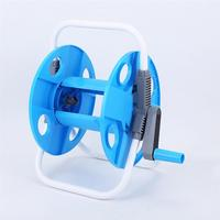 Portable Garden Durable Hoses Reel Garden Wall Mount Cart Water Pipe Storage Car Washer Pipe Exclude Winding Tool Rack Holder