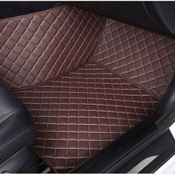 ChiTu пользовательские автомобильные коврики для GMC Sierra 1500 Sierra 2500 Yukon Denali 3D автомобиль-Стайлинг автомобильный кожаный ковер