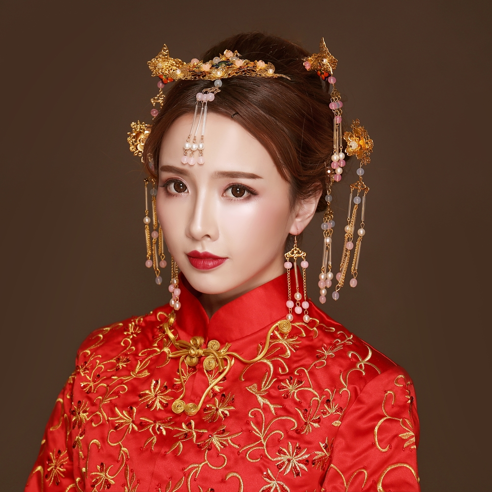 chinese hairstyle - 1000×1000