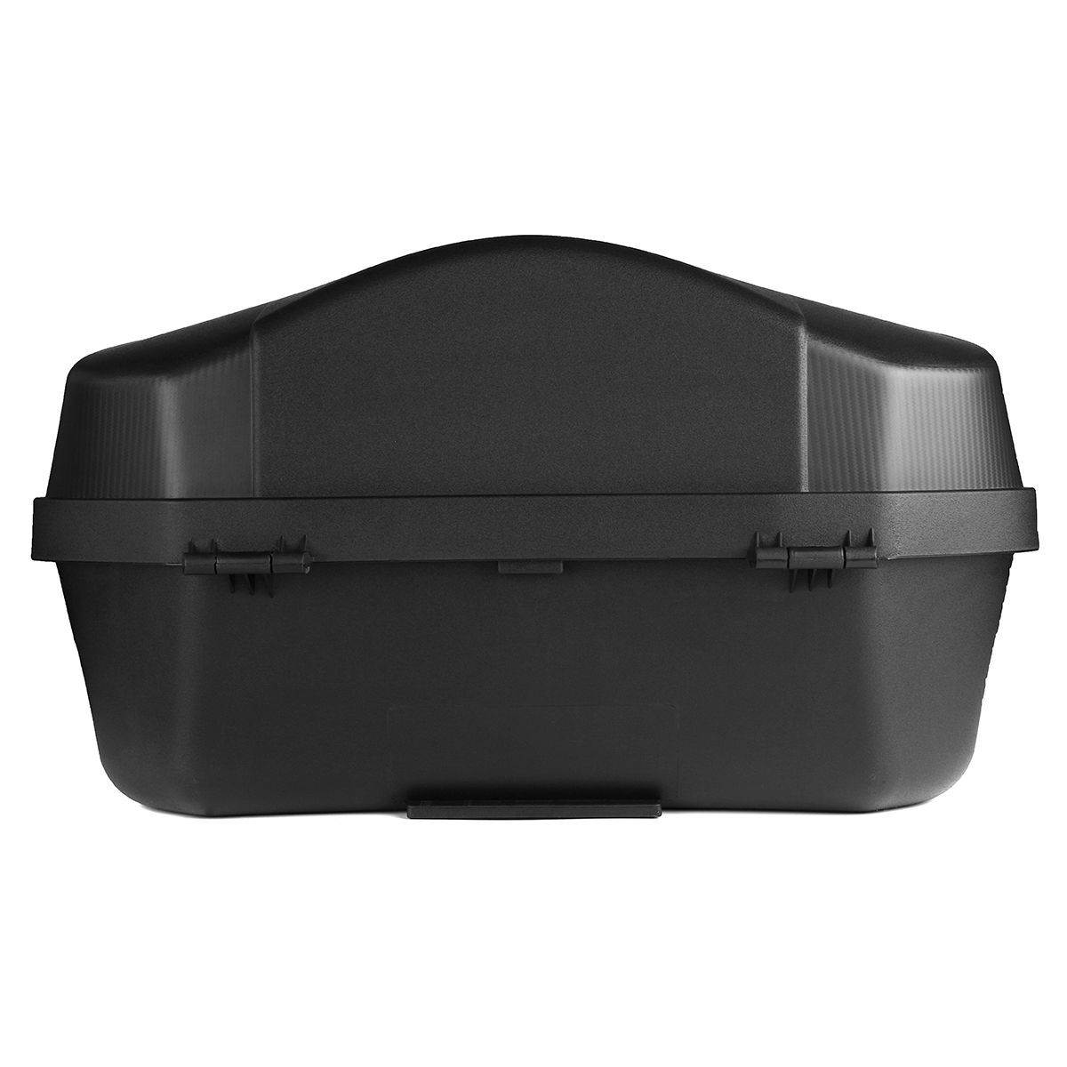 48L Motorcycle Scooter Top Box Topbox Rear Luggage Storage W//LED Light