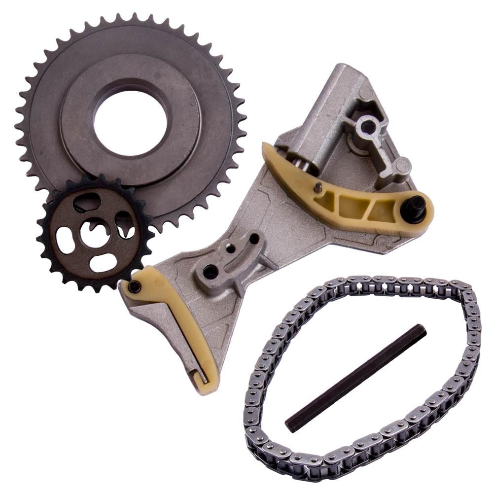Oil Pump Chain Sprocket Tensioner Kit 03G103333E 03G115124D 03G115230