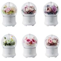 Eternal Flower Fragrance Machine Smart Humidifier Humidifier Aroma Essential Oil Diffuser For Home Or Festival Birthday Gift