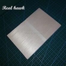 Balsa Wood Sheet ply 150mm long 100mm wide mix of 0.75/1/1.5/2/2.5/3/4/5/6/7/8/9/10mm thickness each 1 piece model DIY
