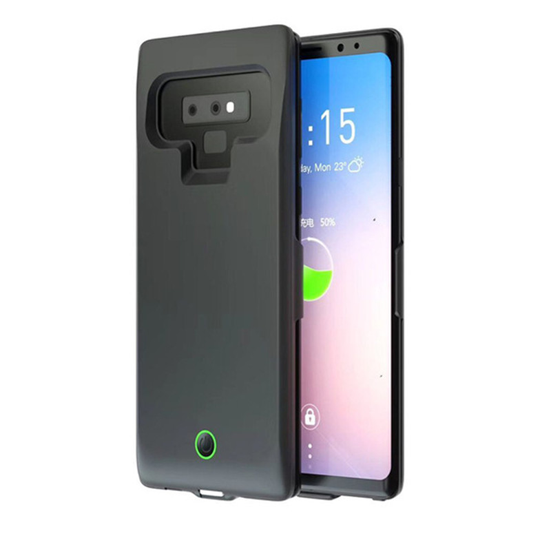 New 7000mAh Battery Charger Case For Samsung Note 9 Battery Charger Case Power Bank Pack External Charger Cover Good Backup