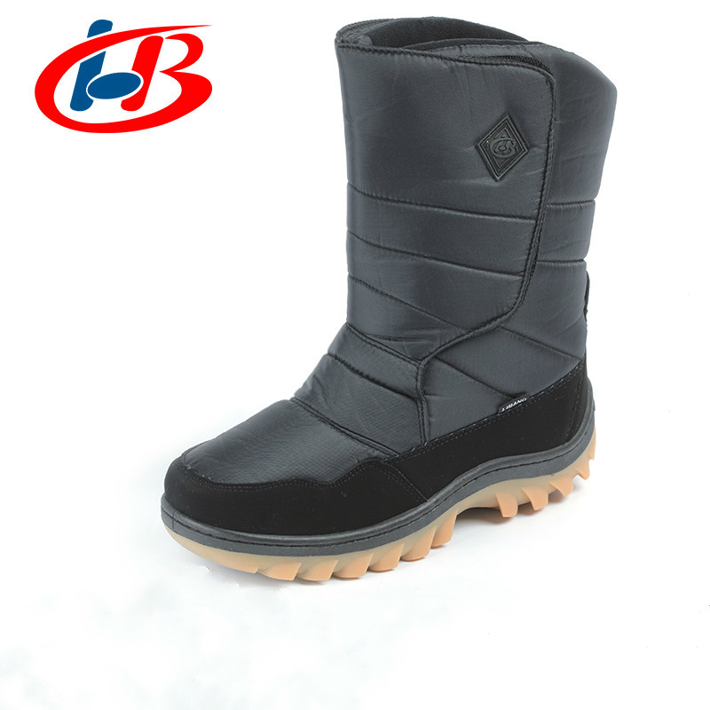 cfa7dd186 Detail Feedback Questions about LIBANG Brand New Boots Men Mid Calf Warmful Winter  Boots Men Snow Boots Non slip Waterproof Winter Shoes for Men Plus Size ...