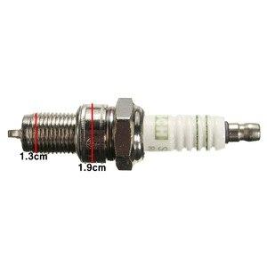 Image 3 - Bobine dallumage de démarreur de recul de carburateur pour le carburateur de filtre de bougie pour le Kit de moteur de Honda GX160 5.5HP