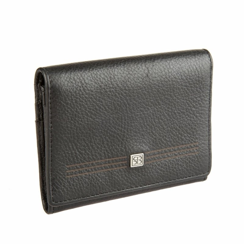 Card & ID Holders SergioBelotti 1295 west black визитница card holders multi id 1223