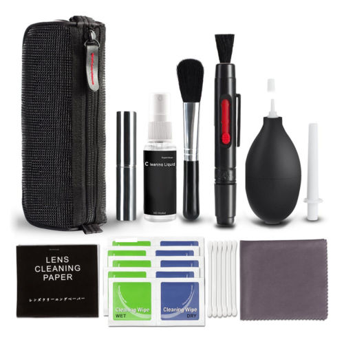 Professional Lens Cleaning Cleaner Kit For Canon Nikon Sony Computer Cleaners