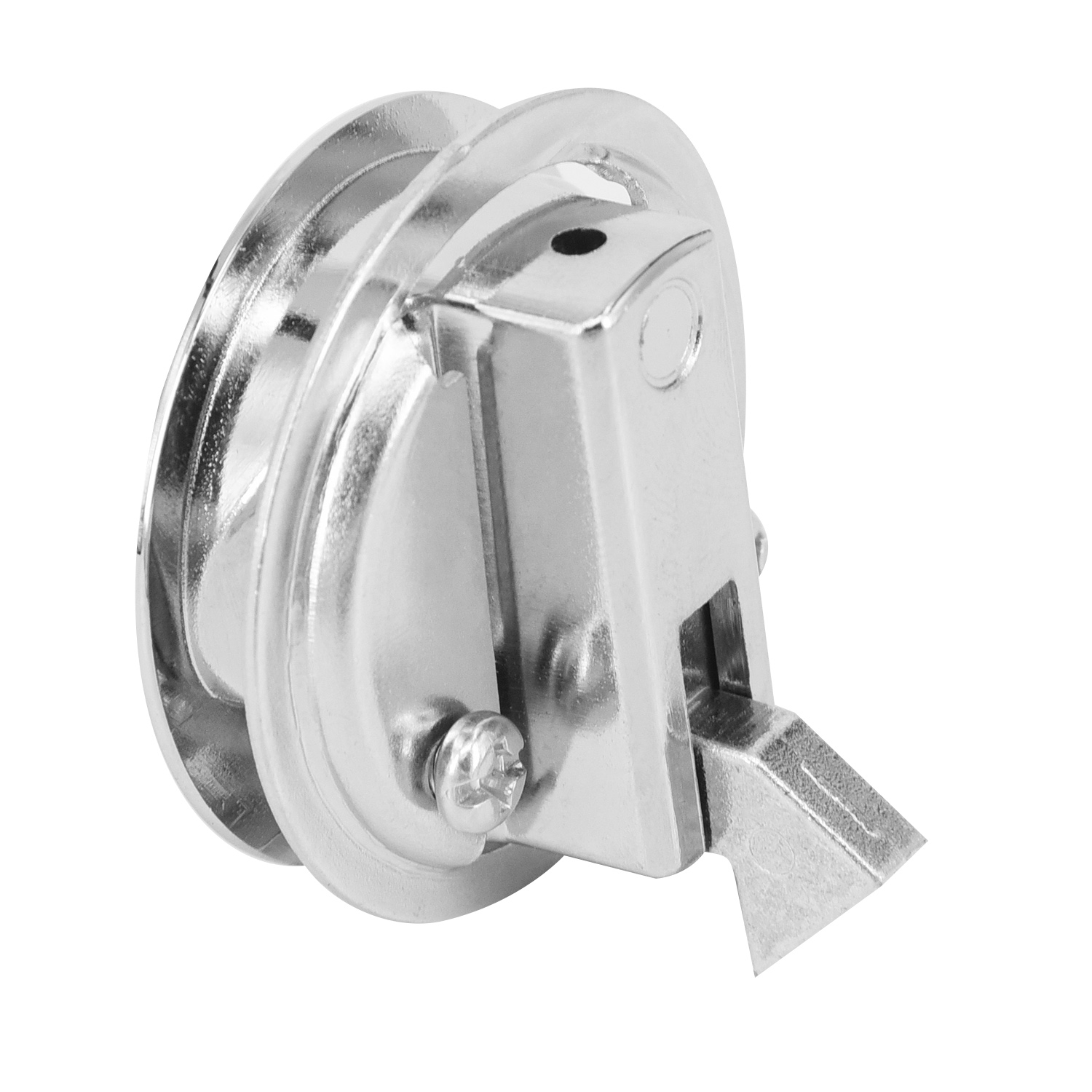 US $7 1 33% OFF Stainless Steel Door Lock 2 Flush Pull Slam Latch For Boat  Deck Hatch Took-in Marine Hardware from Automobiles & Motorcycles on