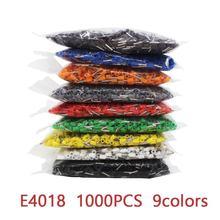 E4018 1000 Стандартный обжимной концевой зажим для шнура соединитель