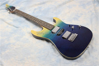 Fantasy Guitar Club,Hot sale Chinese electric guitar,quilted maple top,mahogany body &neck ,free shipping
