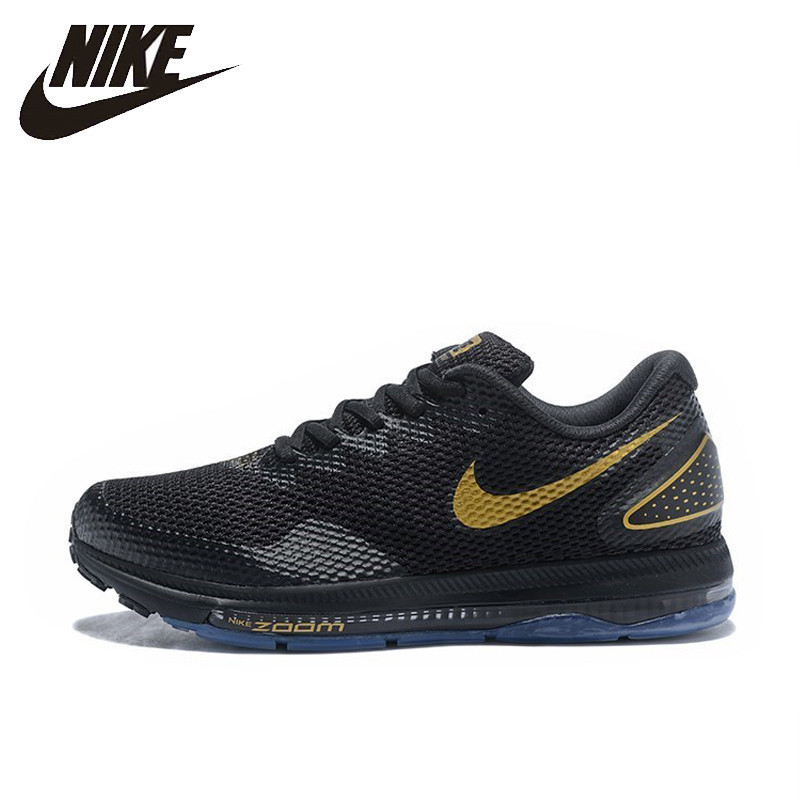 NIKE ZOOM ALL OUT LOW 2 Original Men's Running Shoes Breathable Sport Shoes Outdoor Lighweight Sneakers    #AJ0035