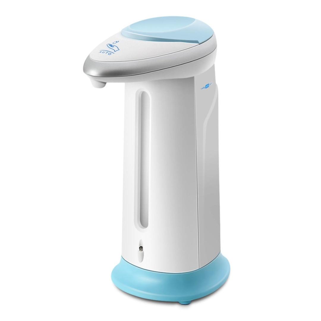 Heimwerker Diszipliniert 400 Ml Hände Frei Automatische Seife Dispenser Ir Sensor Bad Touchless Flüssigkeit Schaum Spender Für Küche Bad Lieferungen Badezimmerarmaturen