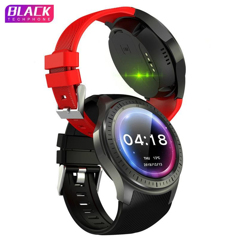 Smart Watch 4G Card 1+16G Memory Waterproof GPS Positioning WiFi Android Adult Sports Phone Intelligent Watch