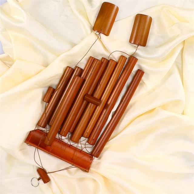 Bamboo Wind Chime for Garden