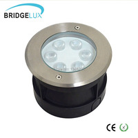 304 ステンレス鋼 12 V LED IP 68 水中スイミングプール電球 6 ワット防水噴水池の装飾水中ランプ